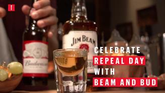 """Jim Beam """"Repeal Day"""""""