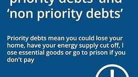 Managing Debt Part 1