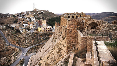 The Karak Castle Rebuild