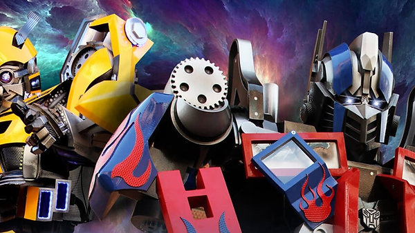 Transformer robots for corporate events in India