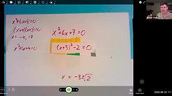 Session 5 - Equations Algebra Workshop
