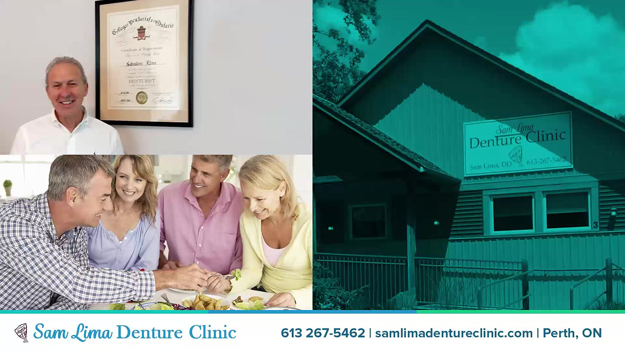 Sam Lima Denture Clinic Perth Ontario