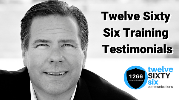Training Testimonials