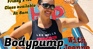 Bodypump with Jeanne