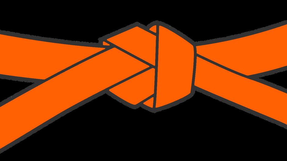 03 Orange Belt