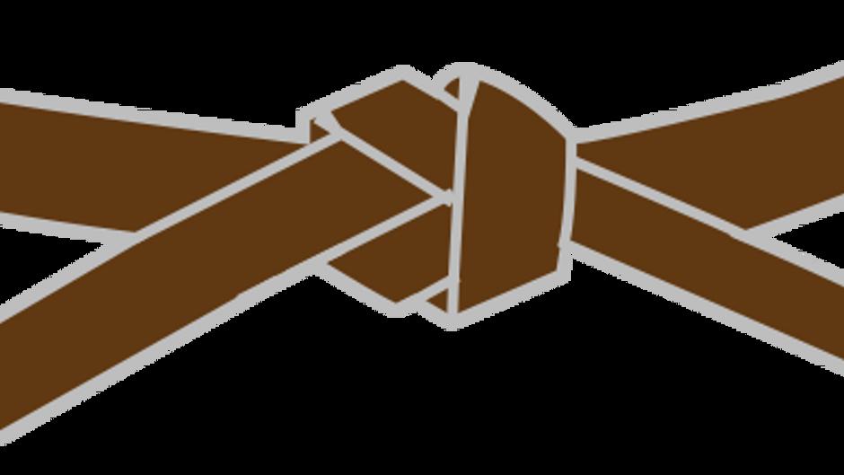 09 Brown Belt