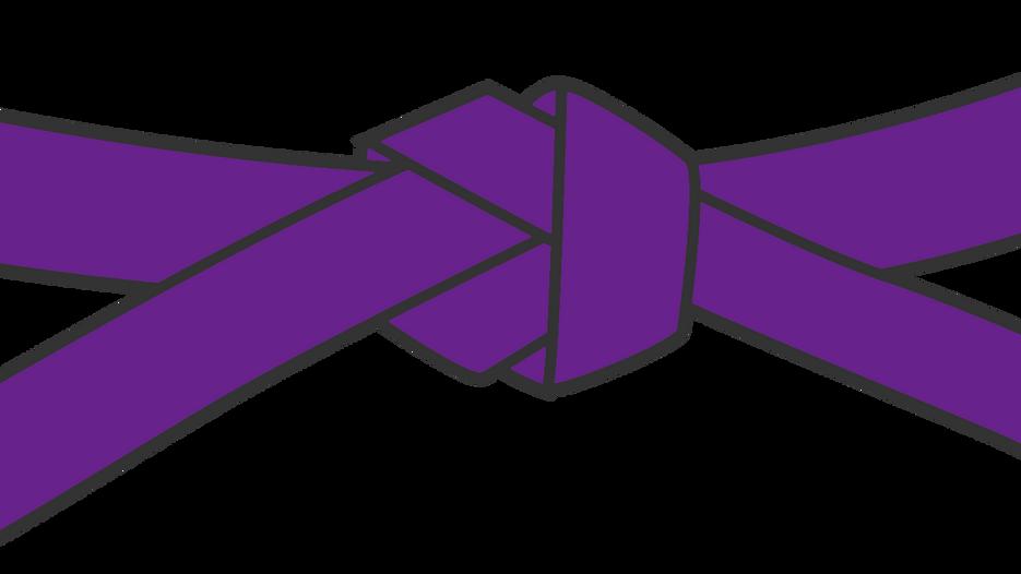 04 Purple Belt