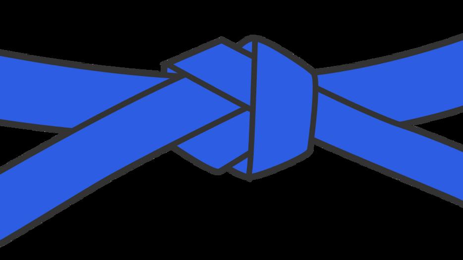 08 Blue Belt