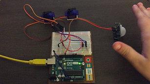 Servos/PRI sensor