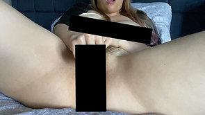 Plugged Ass Orgasm