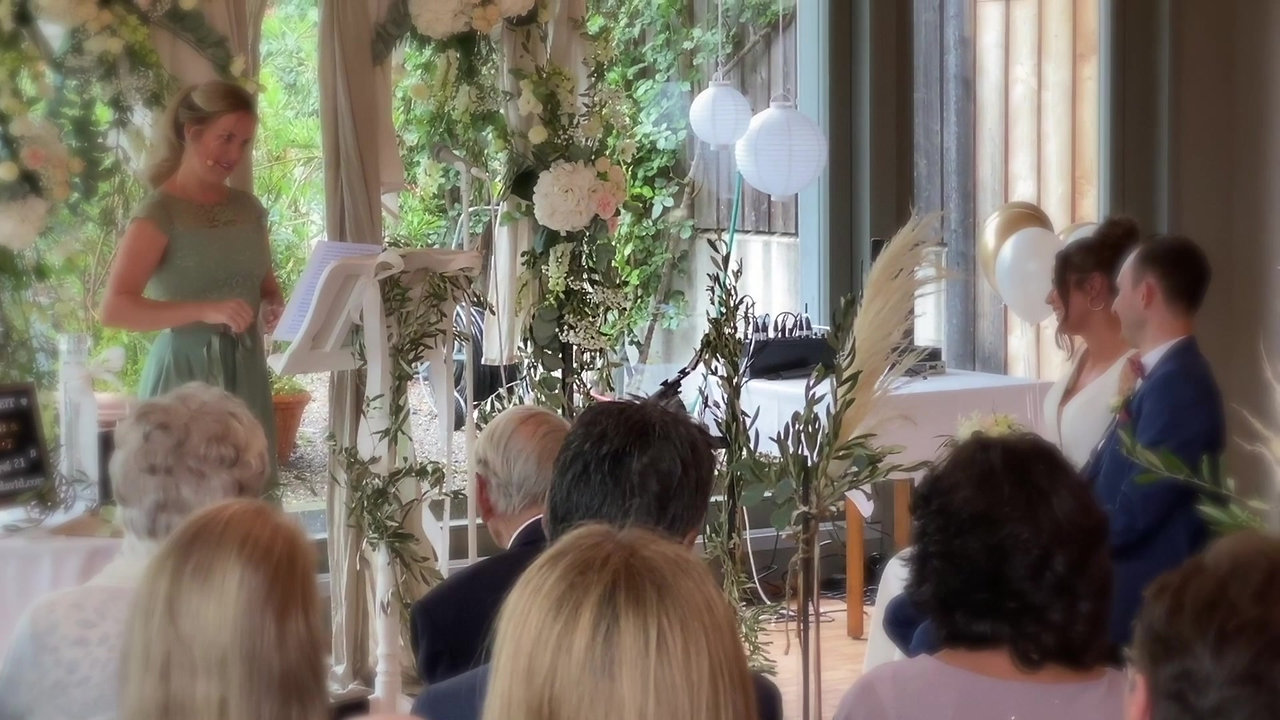 Hochzeiten - Singende Traurednerin