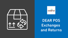 DEAR POS - Exchanges and Returns