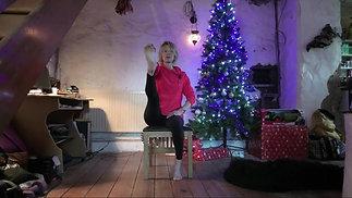 Cathy: Chair Yoga (26mins)
