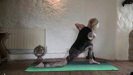 Cathy: Gentle Hatha Practice (43mins) PAYG