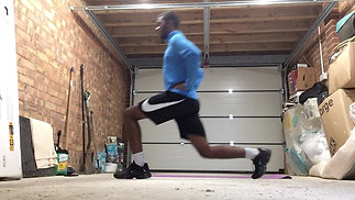 Jared: Circuit training (22mins) PAYG