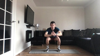 Callum: Squat It Out! (18mins) PAYG