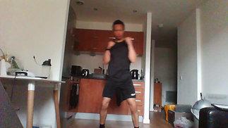 Jake: Follow Along Workout - 40 on 20 off (37mins) PAYG