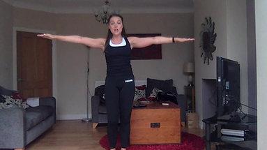Morgan: Dance Workout (32mins) PAYG