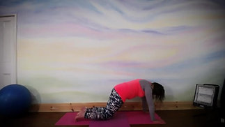 Claire: Practice Yoga In Comfort (1hr 21mins) PAYG