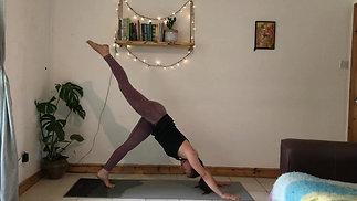 Poppy: Yoga to ground (49mins) PAYG