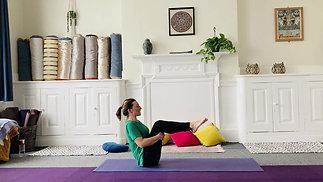 Callie - Yoga For Autumn - Gut Health