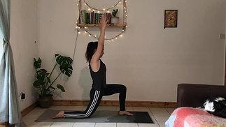 Poppy: Post Run Yoga Tula Movement (24mins) PAYG