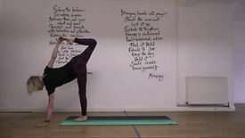 Cathy Energising 25 Min Yoga Flow! - PAYG