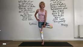 Cathy: Hip Opening Yoga Flow (59mins) PAYG