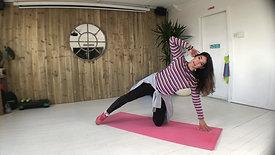 Pilates with Jet (25mins) PAYG