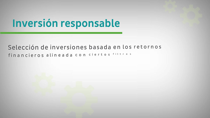 7. CÓMO SE DIFERENCIA LA INVERSIÓN DE  IMPACTO DE LA INVERSIÓN FINANCIERA TRADICIONAL