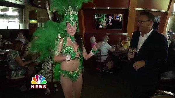 'Rio Dancer' on NBC