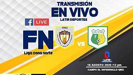 1er Tiempo Oro La Piedad vs San Pedro FC