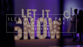 ILEA-The International Live Events Association- 2018-Holiday Party