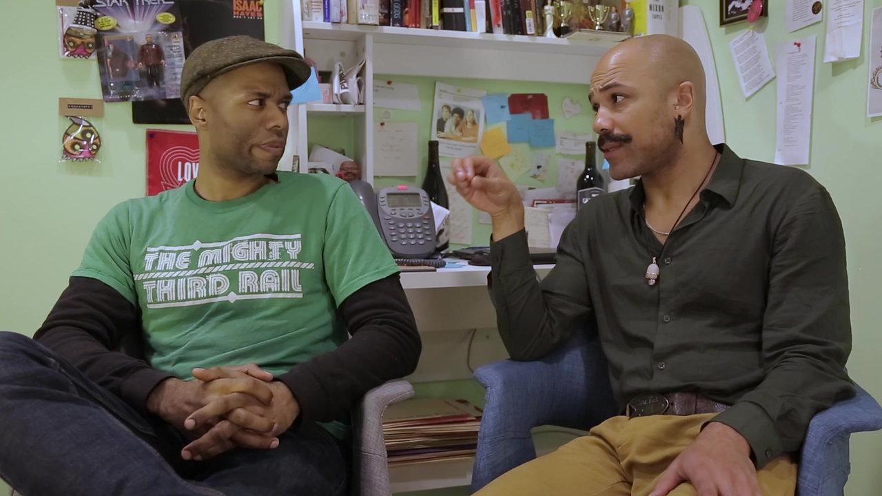 Darian Dauchan Interview - The Brobot Johnson Experience