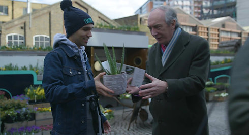 Paddington Central - World Plant Day