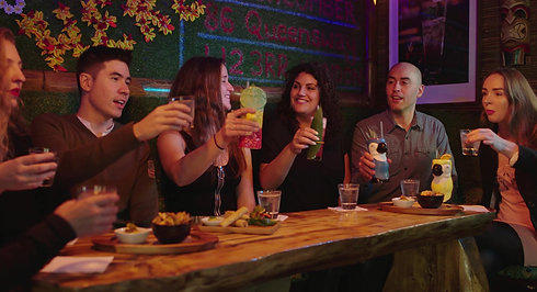 The Beachcomber Bar, London - Notting Hill - Full Promo