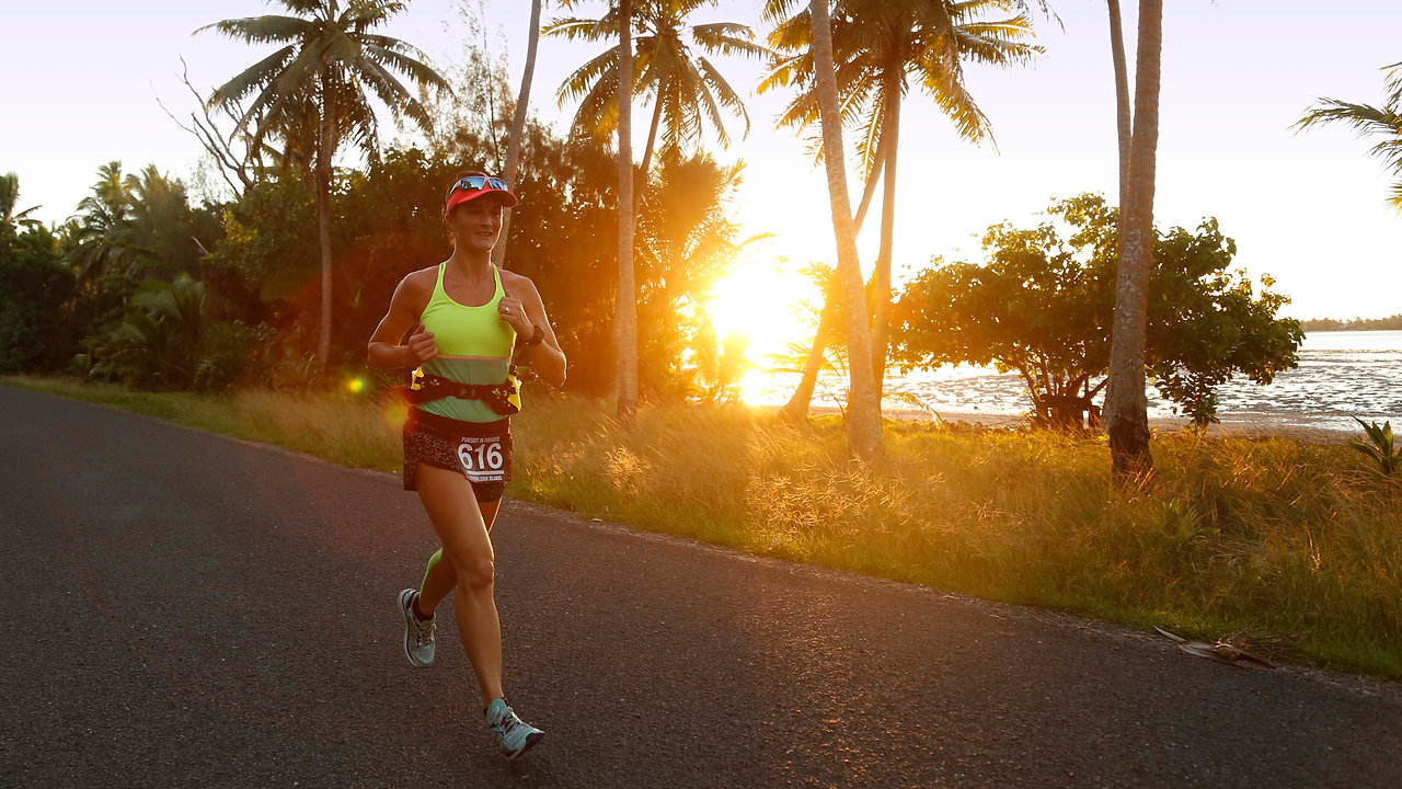 Pursuit in Paradise Aitutaki Marathon