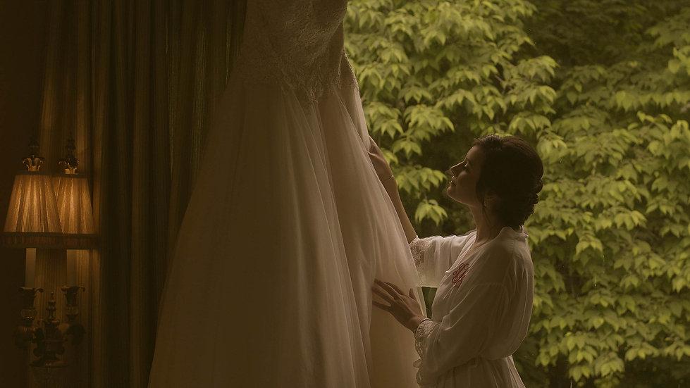 Intimate Mountain Wedding // Inn at Tranquility Farm - Waynesville, NC