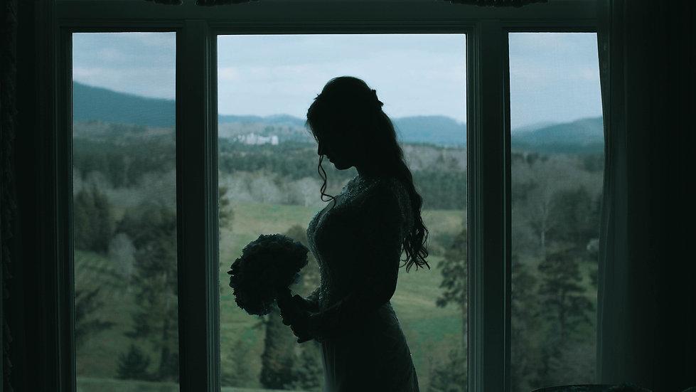 BRIDES EMOTIONAL VOWS | Elegant Fairytale Biltmore Estate Wedding Film // Biltmore, North Carolina