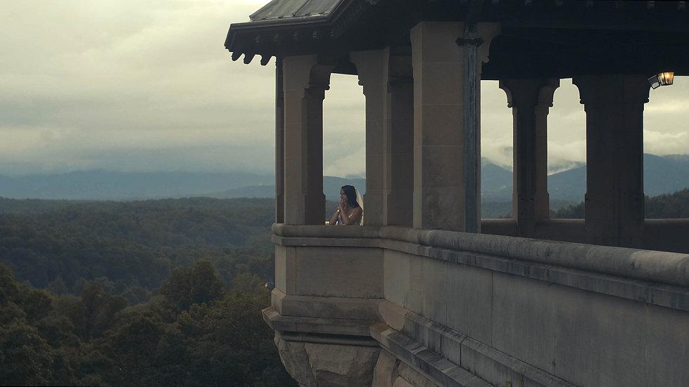 Emotional Letter Readings | Intimate Wedding at Biltmore Estate Champagne Cellar - Asheville, NC
