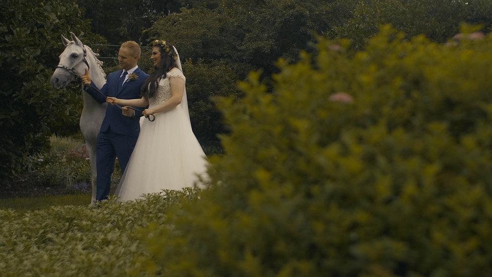 INTIMATE BRUNCH GARDEN WEDDING | Gardens at Uncanoonuc Mountain // Goffstown, New Hampshire
