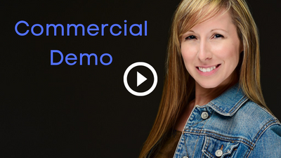 Commercial VO Demo
