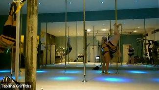 Intermediate Pole Fitness Monday 24th August