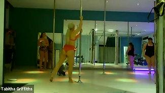 Intermediate Pole Fitness Monday 31st August