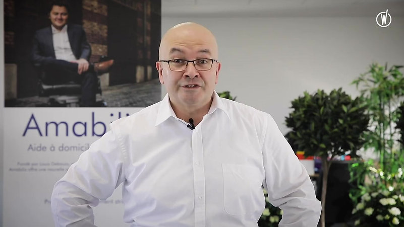 Decouvrez Amabilis avec Rodolphe, Success Manager