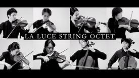 Max Bruch: String Octet in B-flat Major 1st mov.