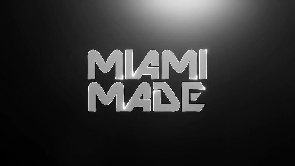 Miami Made - The Prophet David