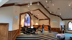 Worship Service, January 31