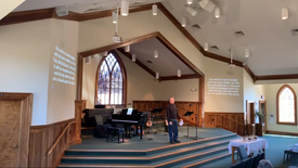 Worship Service, February 21