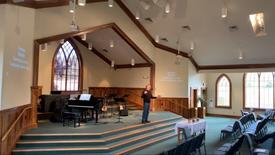Worship Service, February 7